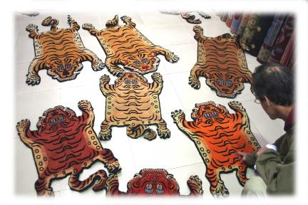 Tiger Seat Damaruworks